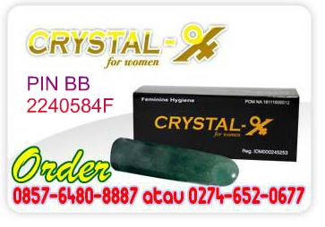 Cristal X NEW